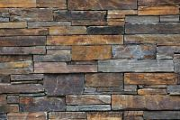 Multicolour Slate Wall Panels from United Kingdom ...