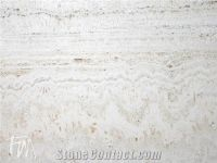 White Travertine Tile from Portugal-35131 - StoneContact.com