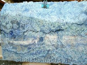 best material for kitchen countertops 50's table and chairs persa blue granite slab, brazil from canada ...
