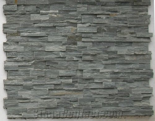 Grey Slate Cultured Stone Veneer From China 107203