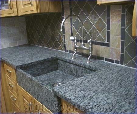 China Grey Granite Countertop78179  StoneContactcom