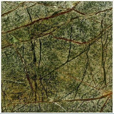 rain forest green marble slabs tiles