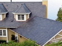 Black Slate Roof Tiles and Covering and Coating, Slate ...