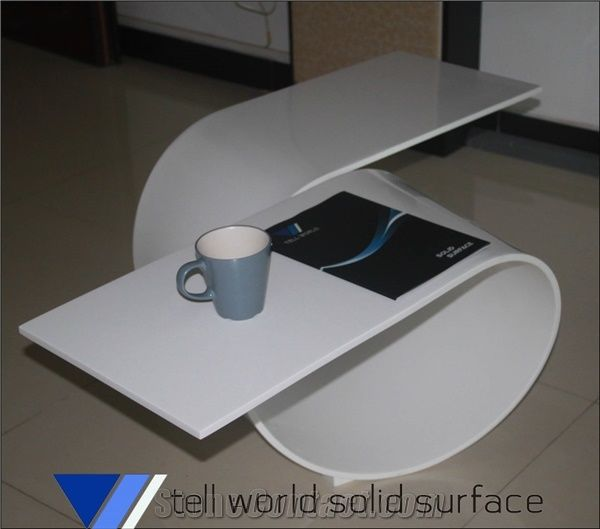 Corian Acrylic Solid Surface Table Top from China131580  StoneContactcom