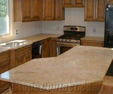 Beige Granite Countertops from South Africa151538