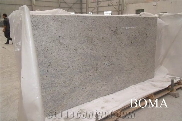 Kashmir White Granite Kitchen Countertop from China151700