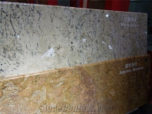 White Galaxy Granite Countertops from China185607