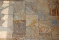 Rough Surface Slate Flooring Tiles from China ...