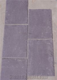 Purple Slate Roofing Tile from China - StoneContact.com