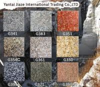 Granite in Different Color, 341 Granite Tiles from China ...