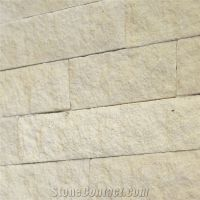Podeni Limestone Split Face Wall Tiles, Romania Beige ...