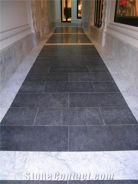 Belgian Blue Stone  Bianco Carrara Marble Flooring from Belgium  StoneContactcom