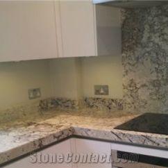 Kitchen Countertops Quartz Outdoor Design Ideas Arctic Cream White Granite Countertop From United Kingdom ...