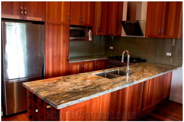 Fusion Kitchen Countertop Fusion Granite Kitchen