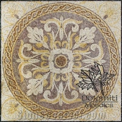stone carpet marble mosaic rug art tile