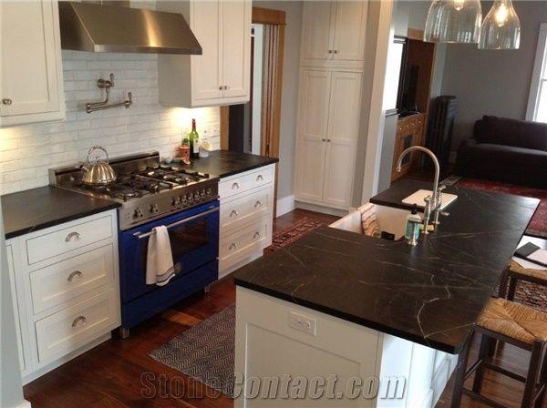 soapstone kitchen counters rock backsplash barroca pre cut countertops from united states
