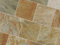 Oyster Slate Riven Floor Tiles, China Beige Slate from ...