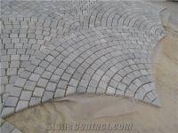 Fan Mosaic Tile | Tile Design Ideas