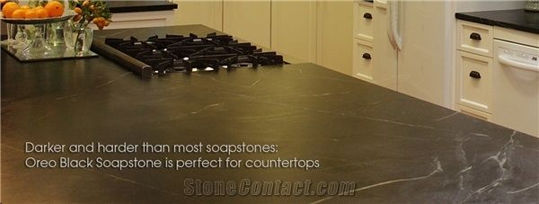 soapstone kitchen counters nutone exhaust fans oreo black countertops from india stonecontact com