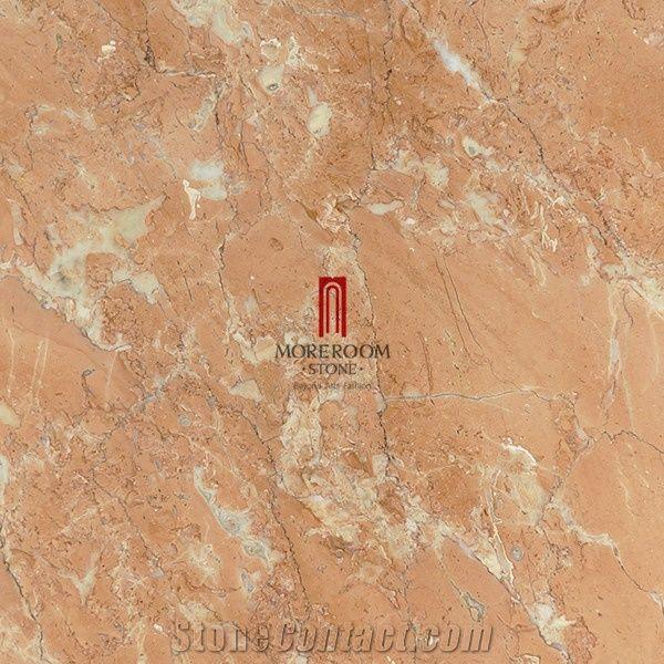 Philippines San Miguel Orange Peel Red Marble Slabs Tiles Marble