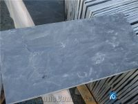 Natural Montauk Blue Slate Stone Flooring Tiles, Dark Blue ...
