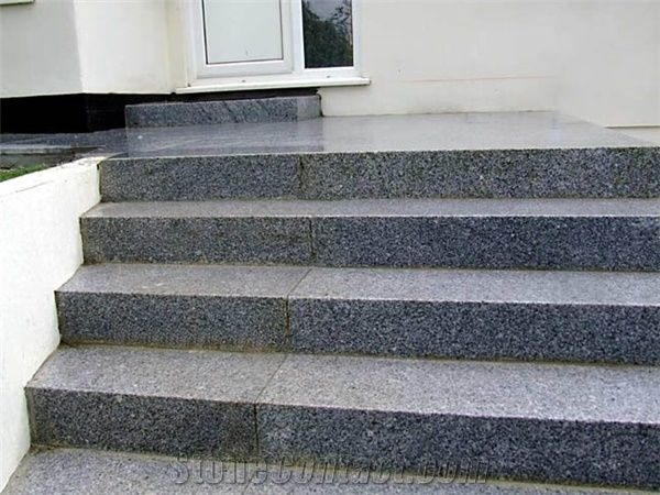 Hot Sell Outdoor Stone Steps Risers Granite Stairs Stone | Granite Stone Steps Outdoor