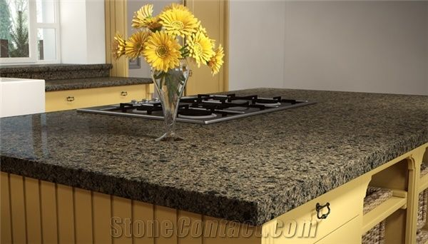 ... Countertops Acid Alkali Resistant Heat Black And White Man Made Quartz  Stone Slabs For Kitchen
