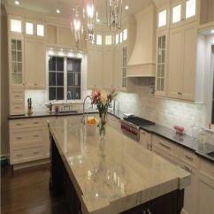 White Kitchen Countertops Cabinet Reviews Polished Sea Pearl Quartzite Countertop,white ...