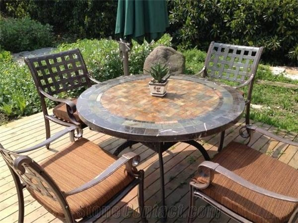 marble mosaic table tops mosaic tops