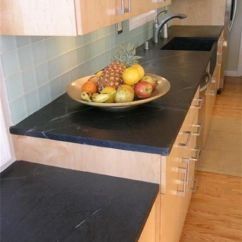 Soapstone Kitchen Counters Island On Casters Green Mountain Countertops From United States