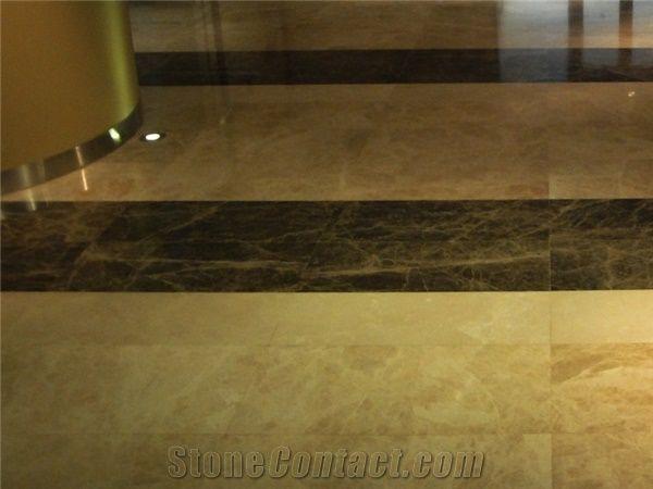 marble flooring border designs dark