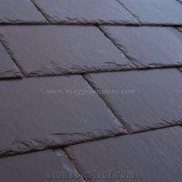 Hot Sale Black Roof Slate Tiles, Rectangular Shape Roof ...