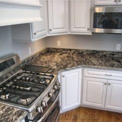 Granite Top Kitchen Island Yellow Appliances Rocky Mountain Countertop From United States ...