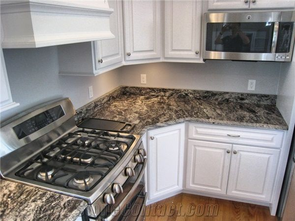 granite top kitchen island islands ideas rocky mountain countertop from united states ...