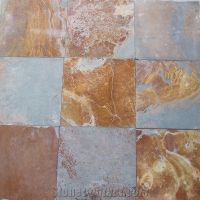 Slate Material Copper Rust Tile and Slab from China ...
