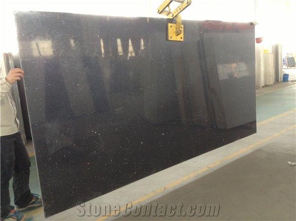 tile for kitchen countertops unclog drain stellar night silestone brillante nero quartz stone ...