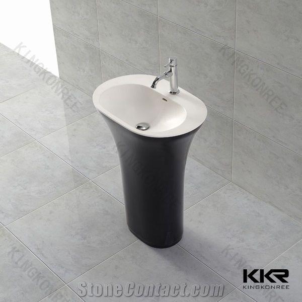 luxury black stone bathroom