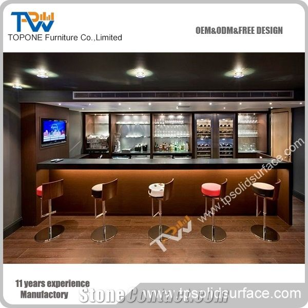 Restaurant Bar Counters for Sale Led Pub Bar Counter