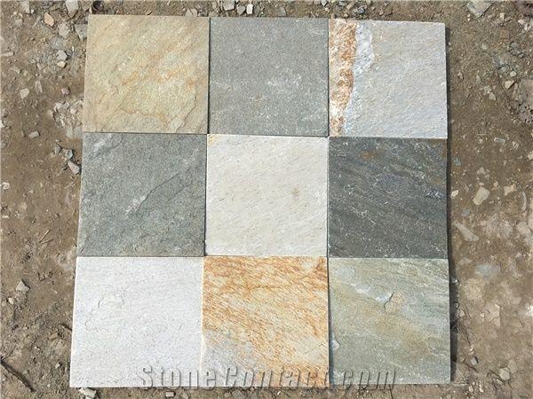 good colors p014 natural slate floor