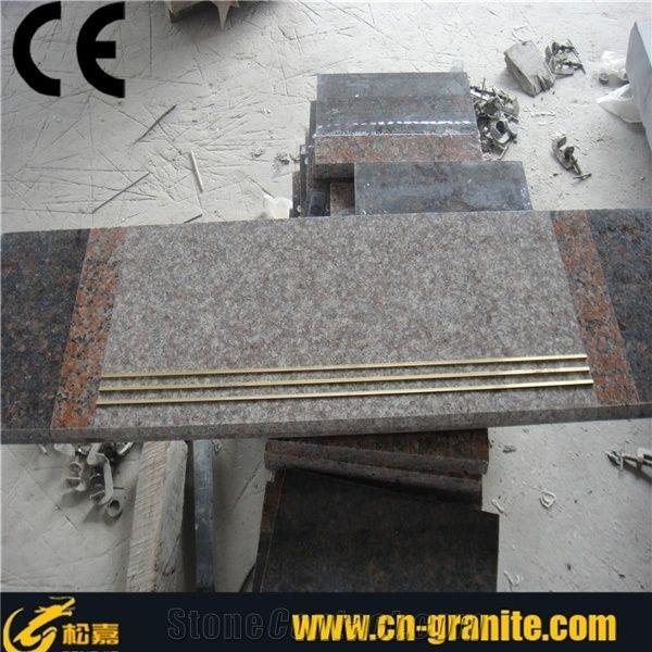 Luoyuan Violet Granite Stairs Step Lowes Non Slip Stair Treads | Outdoor Stone Stair Treads | Deck | Curved | Backyard | Unique | Stone Veneer