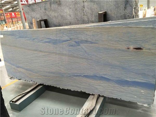 azul argentina marble tile slab azul