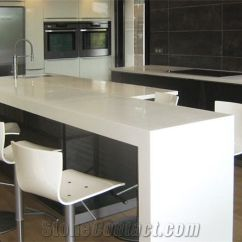 Kitchen Tops Kitchens Cabinets Corian Solid Surface White Stone Countertops Table