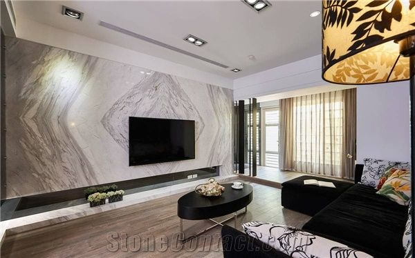 3d Stone Wallpaper Malaysia Bianco Carrara White Marble Tiles Marble Slabs For Wall