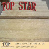 Honed Travertine Marble 12x24 Tile from China ...