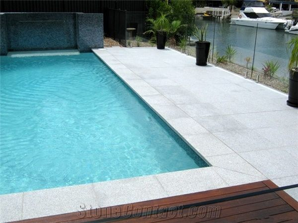 china original g603 granite flamed pool