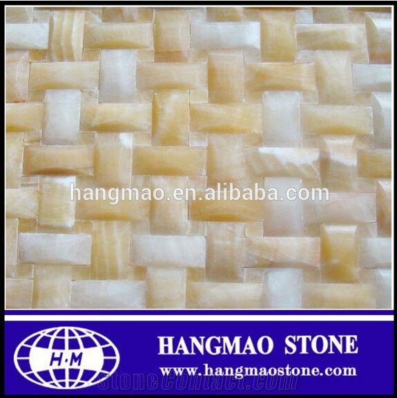 10x10 Onyx Mosaic Bathroom Design Tile From China Stonecontact Com