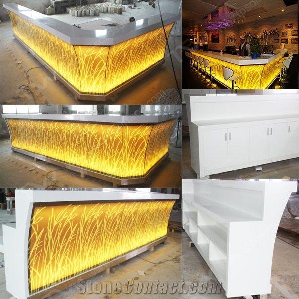 Fake Led Light Bar