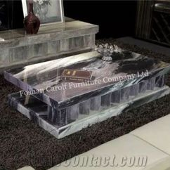 Marble Living Room Furniture Tv Media Center Italy New Design Modern Coffee Table