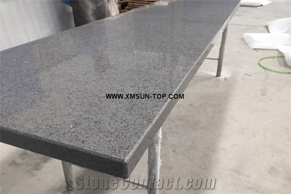 Man made stone countertops bstcountertops for Man made quartz countertop