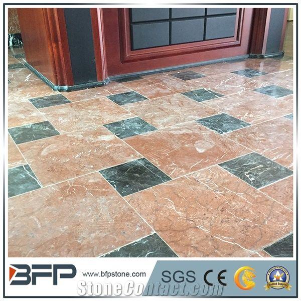 rosso alicante turkey marble tiles